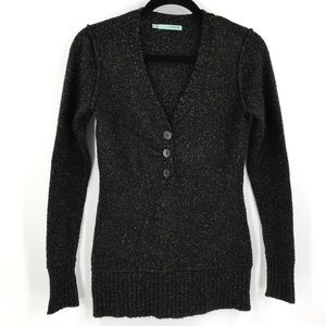 3/$25 Maurices Boucle Button Up Cardigan Raw Seam